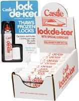 Castle® Lock De-Icer