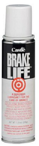 Castle® Brake Life™  Hi-Temp Silicone