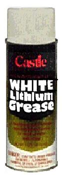 Castle® White Lithium Grease™
