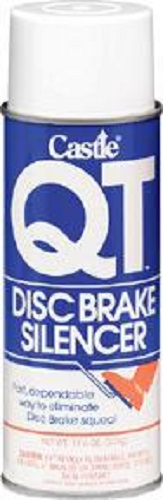 Castle QT Disc Brake Silencer