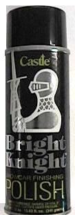 Castle® Bright Knight™ Finishing Polish