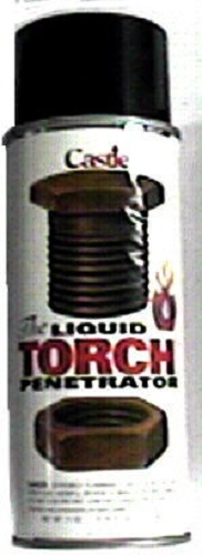 Castle® Liquid Torch™ Penetrating Oil