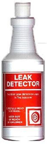 Tire Leak Detector (Red)