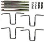 Brake Hardware Kit MB