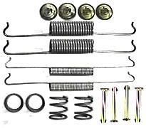 Brake Hardware Kit VW