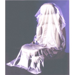 Seat Covers 32x13x39 Clear