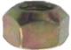 Lock Nut - Pinch Nut Zinc Metric