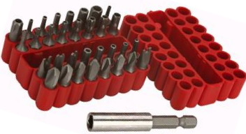 TAMPER PROOF BIT SET
