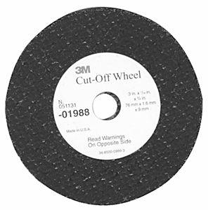 Cut-Off Wheel 3M 1/16 x 3/8 x 3