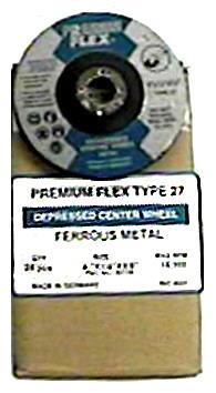 Depressed Center Wheel 4.5 x 1/4 x 5/8-11