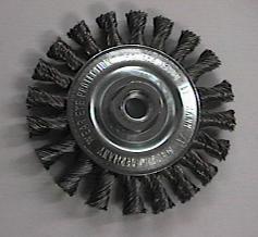 Wire Wheel 5/8-11x4-1/2