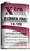 Rubber Prep Buff 1qt Can