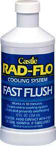 Rad-Flo Radiator Fast Flush 12oz Bottle