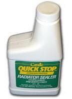 Radiator Sealer Quickstop 12oz Bottle