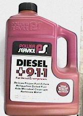 Diesel 911 Degell Power Service Diesel 911 Gallon Bottle