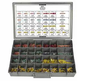 Crimp & Seal Connector Assortment  29 types