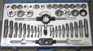 Tap & Die Set 6-24mm  45pcs