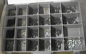 TRIM SCREW ASSORTMENT