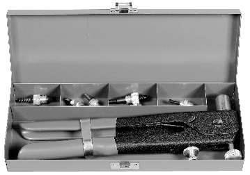 NUTSERT KIT METRIC 4/5/6/8mm