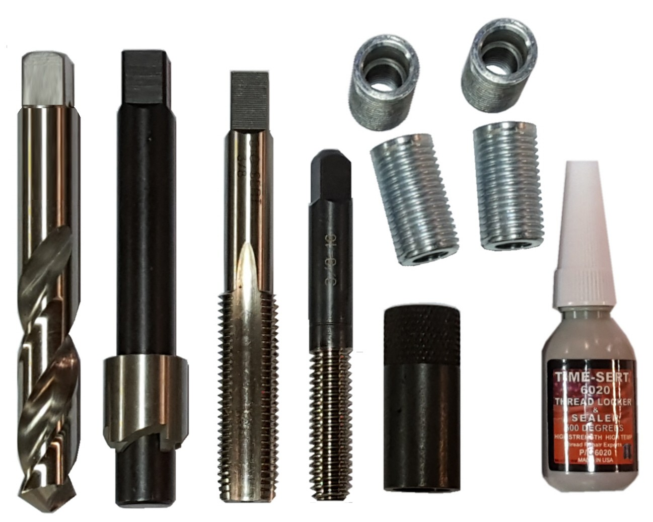 Time-Sert #1535 Starter Bolt Thread Repair Kit